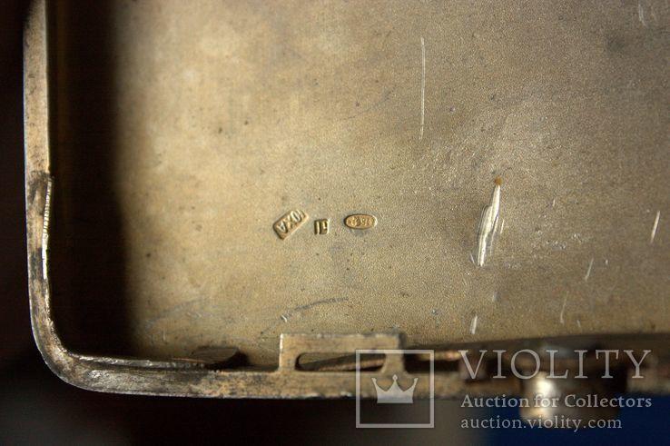 Портсигар. Соц реализм, фото №11