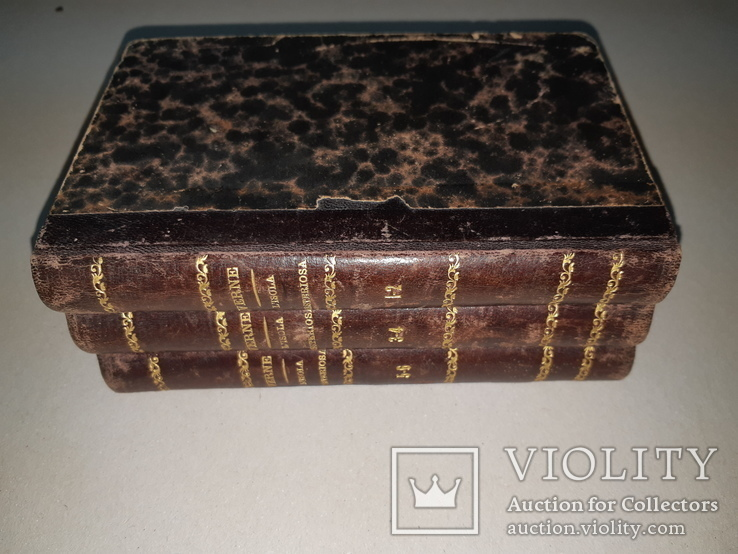1877 Жюль Верн в 6 томах Прижизненное издание
