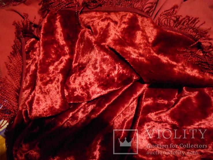 Бархат по украински купить клей для ткани в минске