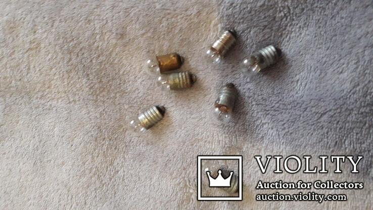 Лампочки маленькие  3,5 v, фото №2