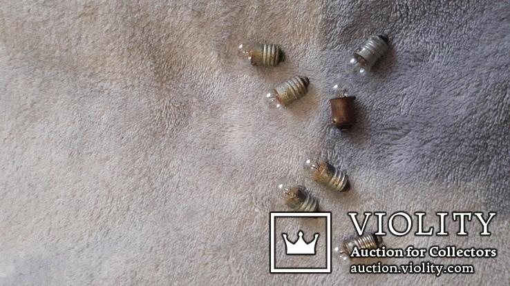 Лампочки маленькие  3,5 v, фото №3