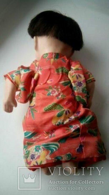Антикварная кукла Ichimatsu ичимацу Japanese 40-50г Япония, фото №5