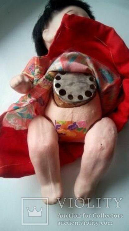 Антикварная кукла Ichimatsu ичимацу Japanese 40-50г Япония, фото №6