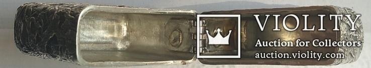 Запальничка Зіппо в срібному корпусі., фото №5