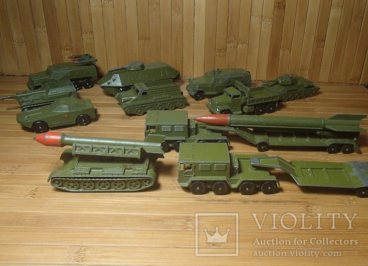 Военная техника ТПЗ СССР, фото №4