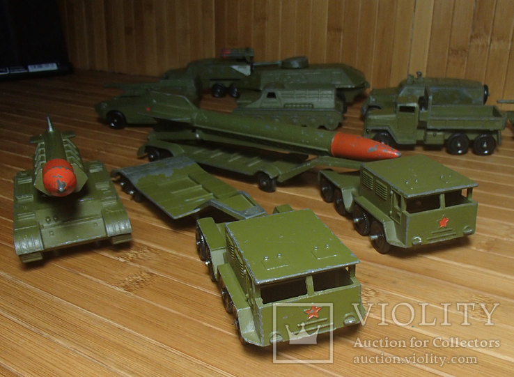 Военная техника ТПЗ СССР, фото №8