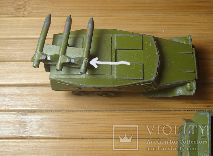 Военная техника ТПЗ СССР, фото №9
