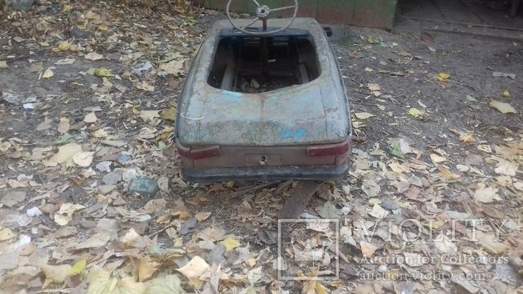 Машинка педальная, фото №4