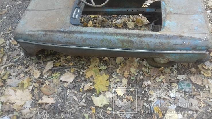 Машинка педальная, фото №5