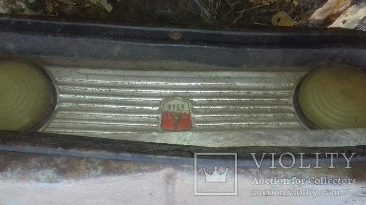 Машинка педальная, фото №6