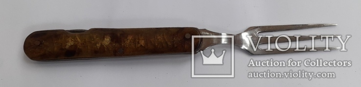 Набор туристический (Нож+вилка+ложка), фото №8