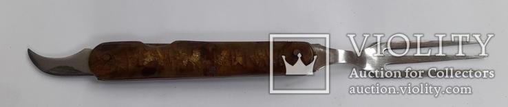 Набор туристический (Нож+вилка+ложка), фото №9