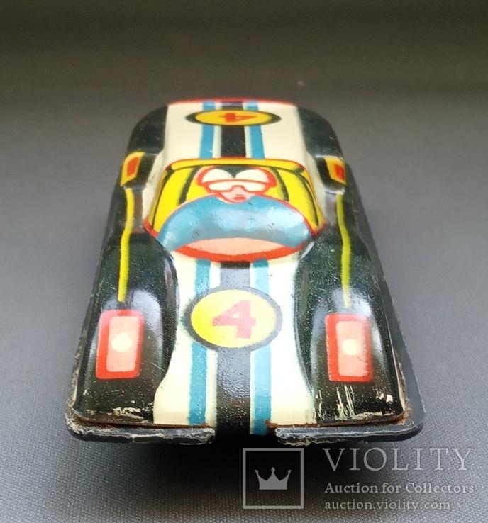 Гоночная машина жесть СССР, фото №6