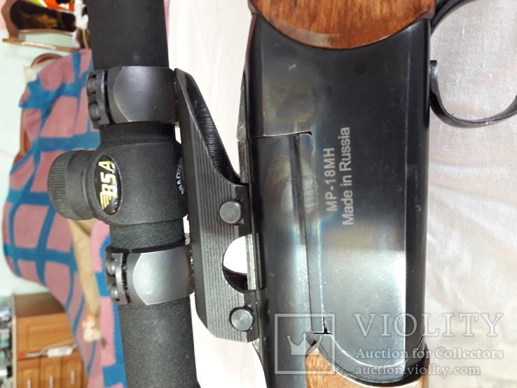 Штуцер мр18мн223 калібр