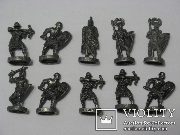 Солдатики Ландрин 32шт., фото №2