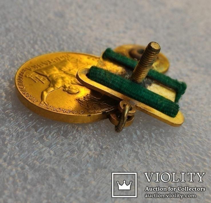 Малая Золотая медаль ВДНХ № 3324 на документе, фото №13