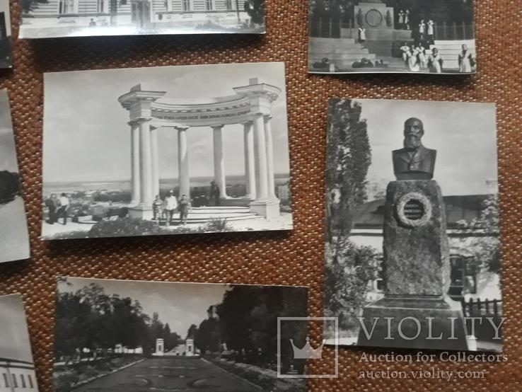 Полтава, подборка мини открыток 50 е, фото №4
