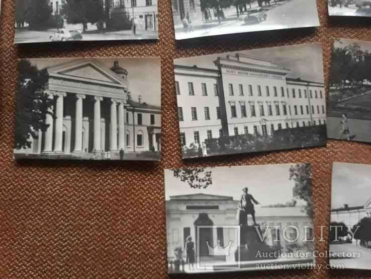 Полтава, подборка мини открыток 50 е, фото №6