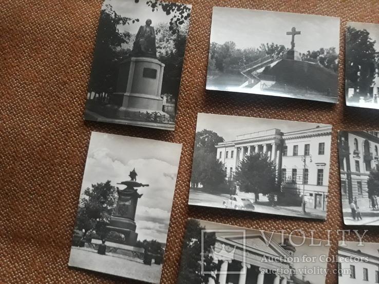 Полтава, подборка мини открыток 50 е, фото №8