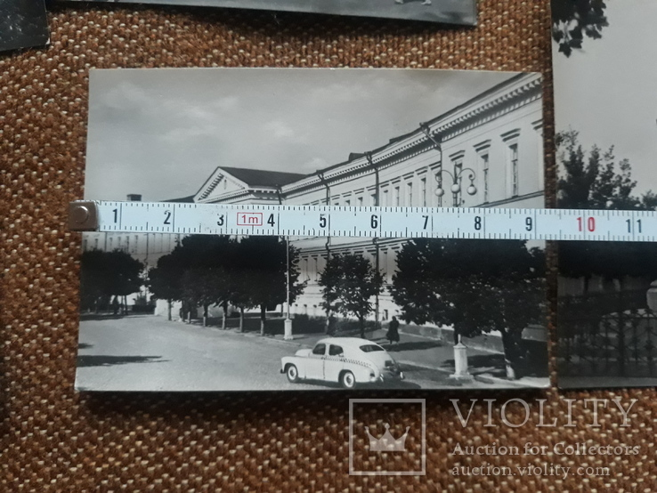 Полтава, подборка мини открыток 50 е, фото №9