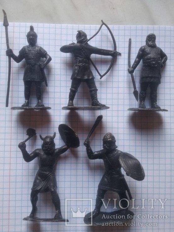 Солдатики СССР, фото №2