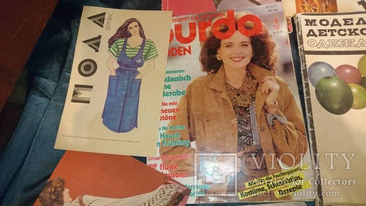 Разное на тему моды,одежды., фото №5
