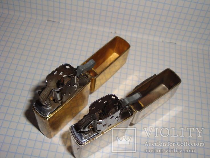 Бензиновая зажигалка 2 шт., фото №9