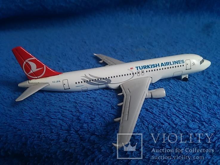 Самолет: Airbus A 320  TC-JPA. Металл. Тяжелый., фото №5