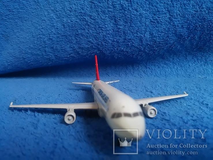 Самолет: Airbus A 320  TC-JPA. Металл. Тяжелый., фото №11