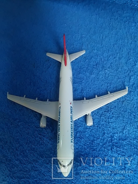 Самолет: Airbus A 320  TC-JPA. Металл. Тяжелый., фото №13