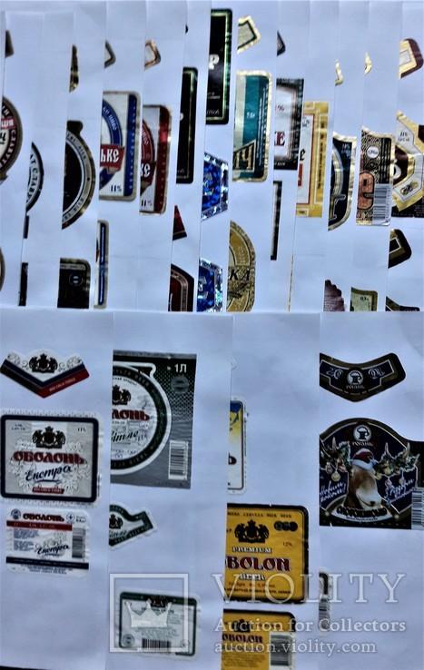 Коллекция пивных этикеток СССР и Украина, 231 шт., фото №12