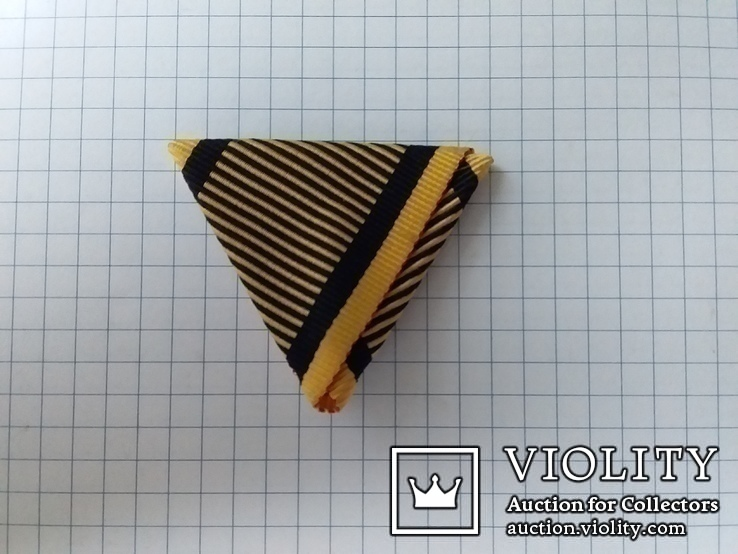 Колодка-лента к награде Военная Медаль, фото №2