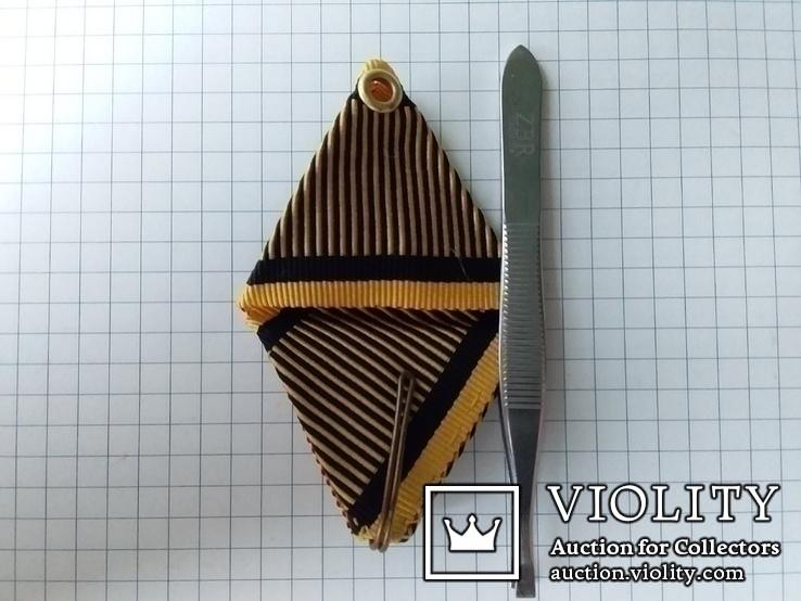 Колодка-лента к награде Военная Медаль, фото №4