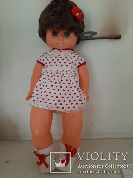 Красавица, 55 см. мягкая, большая., фото №8