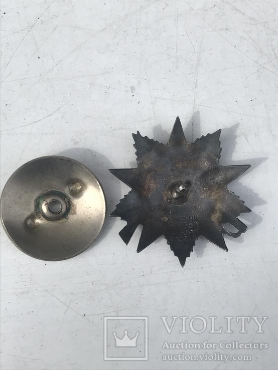 Орден отечественной войны 2 степени Перечекан «Монетный Двор», фото №13