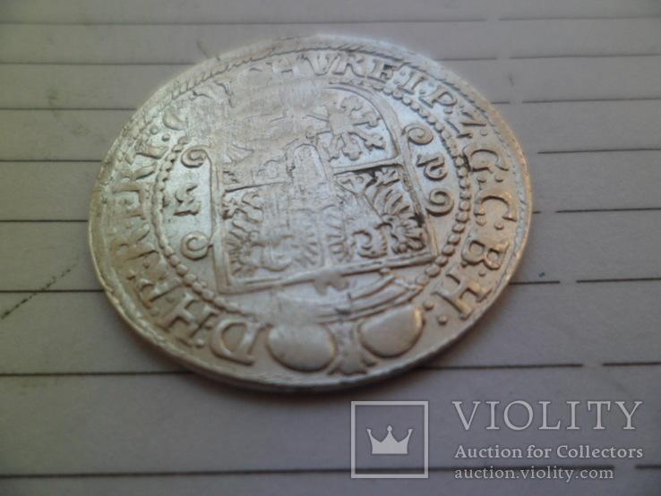 Орт 1623 г . Георг Вильгельм Пруссия ., фото №7