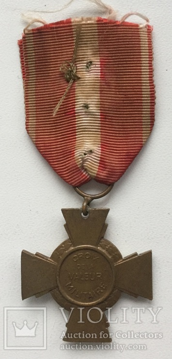 Франция. Крест воинской доблести., фото №5