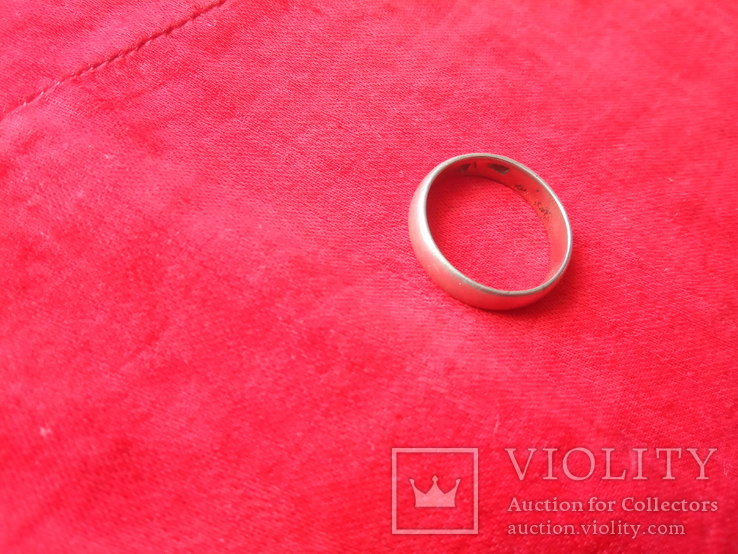 Кольцо, фото №7