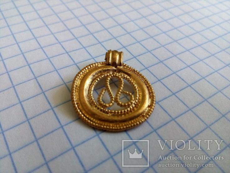 Амулет Au ЧК Символ Плодородия+Бонус au, фото №10