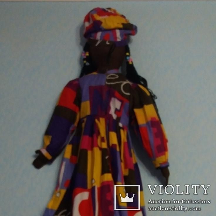 Кукла узбечка 90см., фото №6