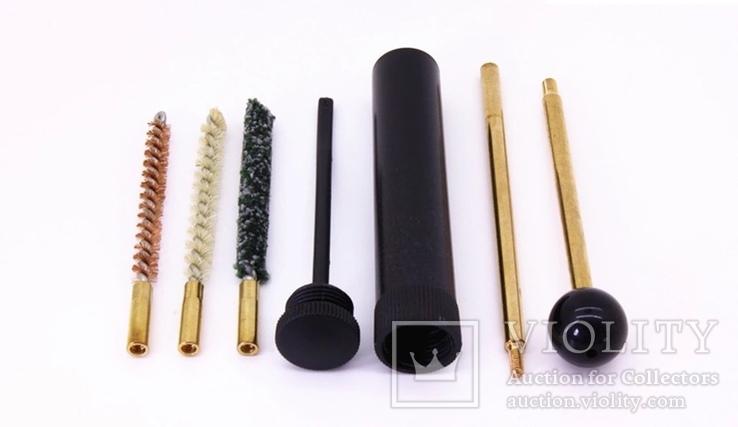 Набор для чистки оружия 9мм/38/357/380., фото №5