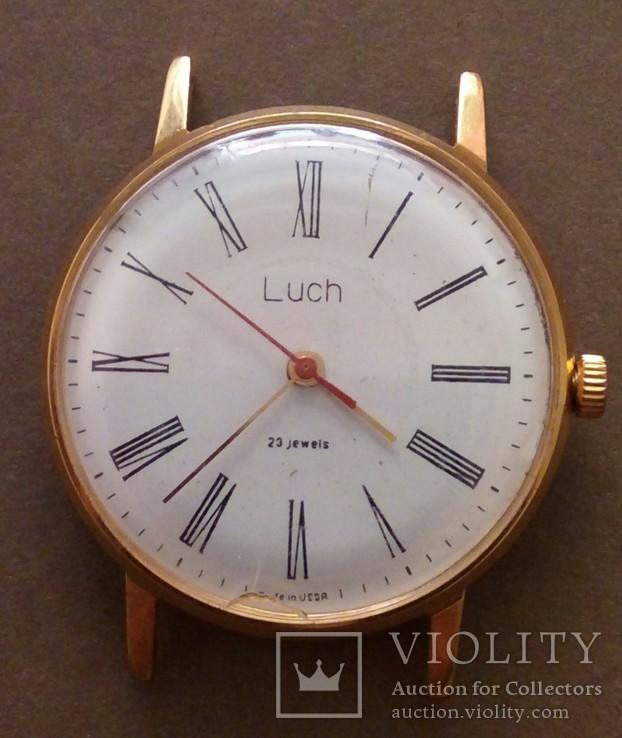 Часы Луч Ау 5 / мех. 2209