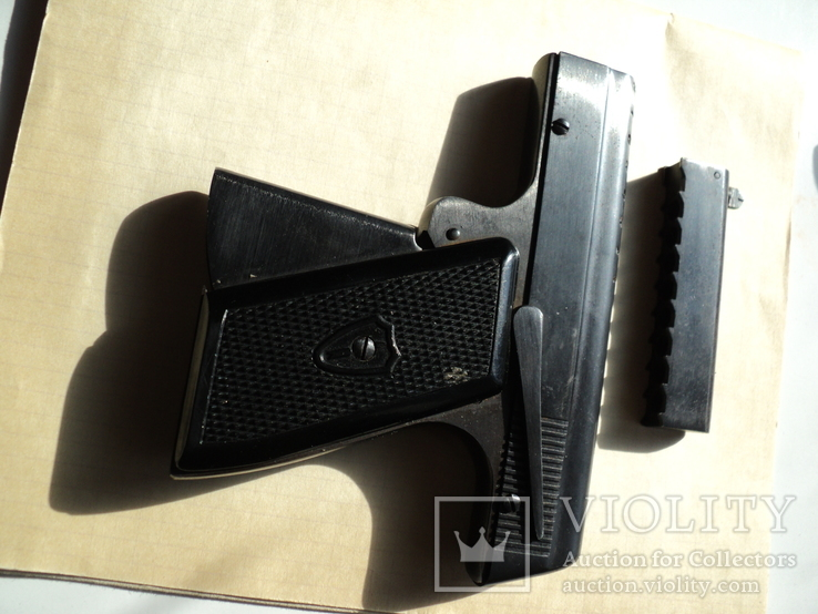 Стартовый пистолет СССР., фото №2