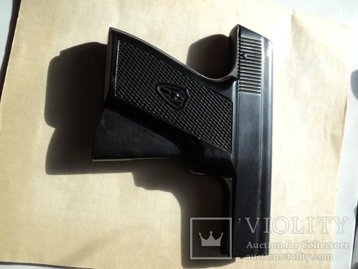 Стартовый пистолет СССР., фото №3