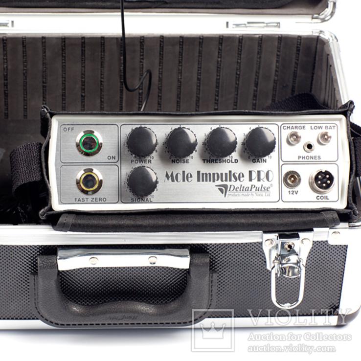Глубинный металлоискатель Mole Impulse Pro