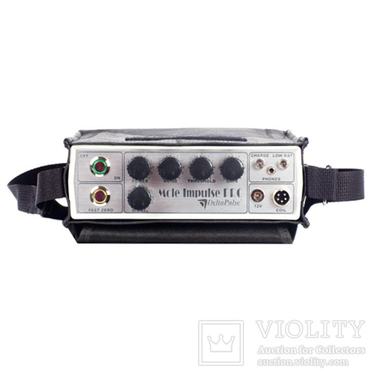 Глубинный металлоискатель Mole Impulse Pro, фото №5