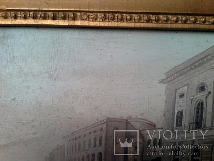 Картина ,,Городской пейзаж,,., фото №5