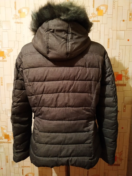 Куртка теплая зимняя JEAN PASCALE p-p L, фото №9