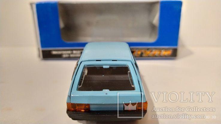 ВАЗ 2108 голубая, с коробкой ИЮН 1990 г.,  Lada , Жигули, фото №7