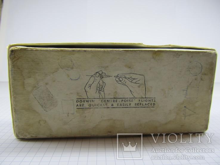 Дротики для дартс в родной коробке, Англия, фото №10